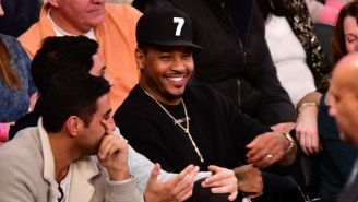 Carmelo Anthony Just Wants 'To Be Happy' With His Next Team