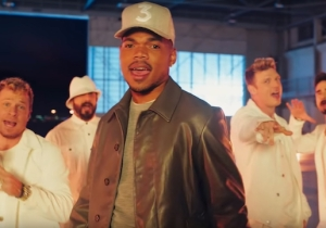 Chance The Rapper And Backstreet Boys Dance Their Butts Off In A Colorful Doritos Super Bowl Commercial