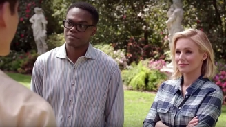 Mike Schur Says A 'The Good Place' Crossover Episode Will 'Never Happen'