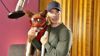 Chris Evans Shines Light On Real-Life Superheroes While Narrating The 'Superpower Dogs' Trailer