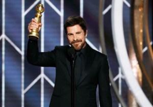 'Fox And Friends' Was Unsurprisingly Not A Fan Of Christian Bale's Satan-Thanking Golden Globes Speech