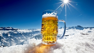 Bartenders Tell Us The Best Beers To Drink All Winter Long