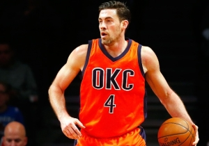 The Thunder Announce Nick Collison Will Get His Jersey Retired Later This Year