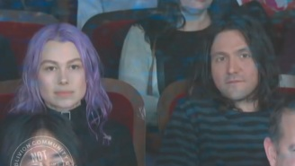 Watch Phoebe Bridgers And Conor Oberst Debut Better Oblivion Community Center On 'The Late Show'