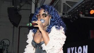 Chicago Rapper Cupcakke Was Hospitalized After She Sent A Concerning Tweet