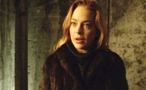 Lindsay Lohan Strangely Pops Up In The Trailer For A Werewolf-War Movie, 'Among The Shadows'