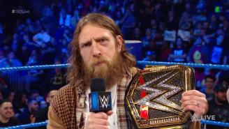 Here's The Latest On Daniel Bryan's WrestleMania Injury And Status With WWE