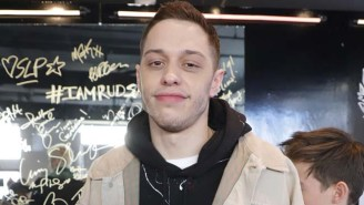 Pete Davidson Is Going To Star In A Judd Apatow Film Based On His Own Life