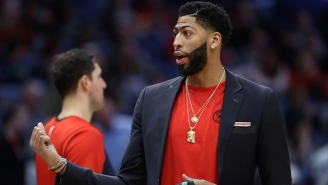 Anthony Davis Received A $50,000 Fine For Rich Paul's Public Trade Request