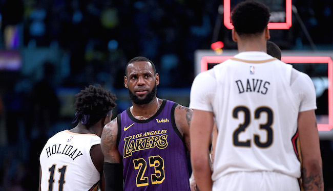 Report Lakers Young Players Distrusted Lebron After The Ad