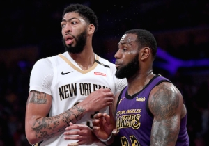 The Pelicans' 'Outrageous' Asking Price Has Led To The Lakers Pulling Out Of Anthony Davis Trade Talks