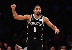Spencer Dinwiddie First Talked About Free Agency With Kyrie Irving In December