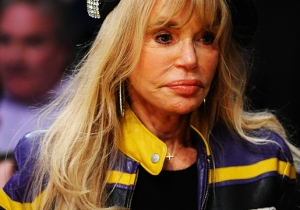 Dyan Cannon Reflects On A Lifetime As The Lakers Courtside Queen