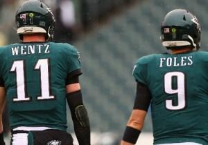 Doug Pederson Names Carson Wentz The Eagles' Quarterback 'Going Forward'