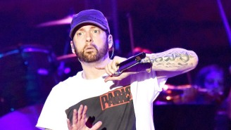 Eminem's Verse On Boogie's 'Rainy Days' Is Getting Roasted By Fans For An Awkward Punchline