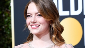 Emma Stone Seemingly Apologized During The Globes Monologue For The 'Aloha' Whitewashing Controversy
