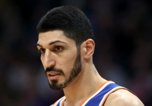Enes Kanter Is Considering An 'American Name' When He Becomes A U.S. Citizen