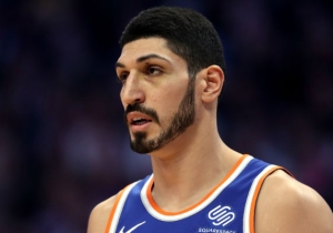 Enes Kanter Asks The Knicks To 'Play Me Or Get Me Out Of Here' After A DNP Against Houston