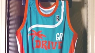 The Grand Rapids Drive Are Having 'Flint Tropics' Night Including Awesome New Uniforms