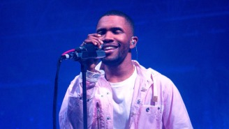 Frank Ocean Recorded A Pitch-Perfect Cover Of SZA's 'The Weekend' And Teased It On Instagram