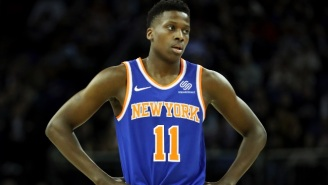 Frank Ntilikina Will Play Against The Nuggets After Missing 24 Games With A Groin Injury