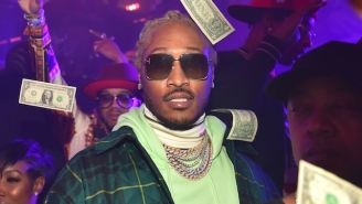 Future Goes No. 1 With 'The Wizrd,' Putting Him On Par With Elton John