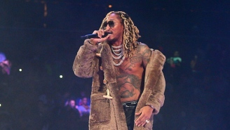 Future Keeps Up His Fast-Paced Release Schedule With French Montana On The Ginuwine-Sampling 'NASA'