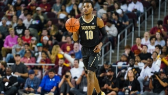 Projected Lottery Pick Darius Garland Will Withdraw From Vanderbilt And Enter The 2019 NBA Draft