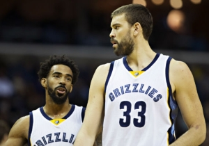 The Grizzlies Will Reportedly 'Listen' To Trade Offers For Marc Gasol And Mike Conley