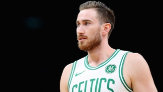 Gordon Hayward Dropped 35 Points On The Wolves In His Best Performance With Boston