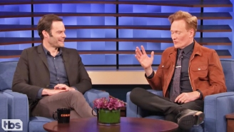Bill Hader Puts A Dark Spin On His Killer Lorne Michaels Impression For Conan
