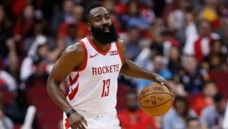 James Harden Said Making Jamal Murray Fall After A Vicious Stepback 'Caught Him Off Guard'