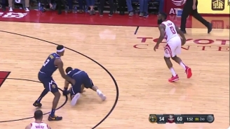 James Harden Embarrassed Jamal Murray On What Became A 4-Point Play