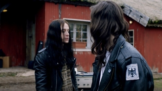 The 'Lords Of Chaos' Trailer Is A Real-Life Black Metal Horror Story
