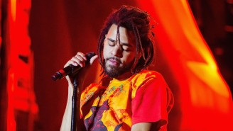 J. Cole Made 'Middle Child' In One Day Before The 'Revenge' Sessions, According To Producer T-Minus