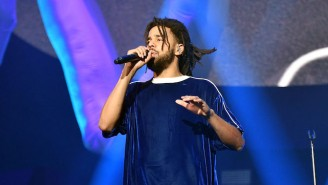 J. Cole Appears To Take More Shots At Kanye On 'Middle Child' And Fans Of Both Are Freaking Out