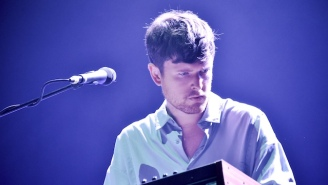 James Blake's New Album Is Reportedly Coming Out This Month, And It Has Some Great Features
