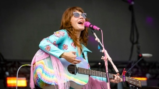 Jenny Lewis Fans Are Sending Her Adorable Dog Photos After Mishearing A 'Wasted Youth' Lyric