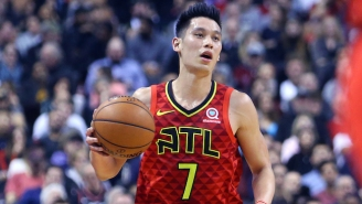 Jeremy Lin Is Working On A Buyout With Atlanta So He Can Join The Raptors