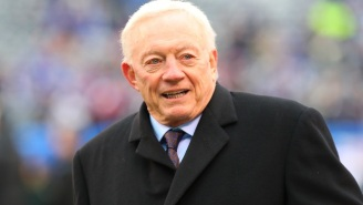 Cowboys Owner Jerry Jones Spent $250 Million On A Yacht Bigger Than A Football Field