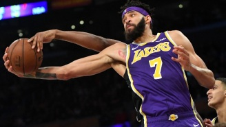 The Lakers Will Reportedly Remove JaVale McGee And Josh Hart From Their Starting Lineup