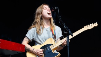 Julien Baker Delivers A Haunting Cover Of Frightened Rabbit's 'The Modern Leper'