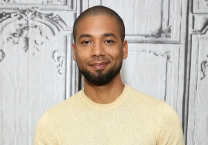 Jussie Smollett Breaks His Social Media Silence With A Pride Post On Instagram