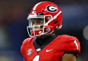 Coveted Former Georgia Quarterback Justin Fields Will Reportedly Transfer To Ohio State