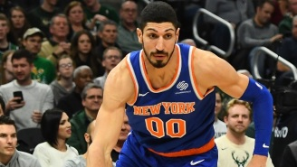 The Kings And Knicks Are Reportedly Discussing A Trade Involving Zach Randolph And Enes Kanter