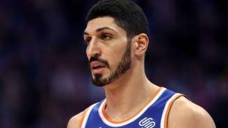 Enes Kanter's Basketball Camp In Long Island Was Cancelled Due To Alleged Threats