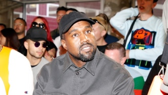 Kanye West Is Reportedly Delaying 'Yandhi' Because Of His New Lawsuit Against Def Jam