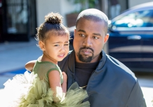 Kanye West's Daughter North Made An Adorable 'Old Town Road' Video, And Lil Nas X Loves It