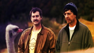 We Hung Out With Ray Romano and Mark Duplass And Talked About 'The Karate Kid Part 2'