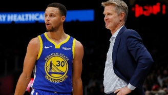 Steve Kerr And The Warriors Hosted Parkland Students Before Playing The Heat